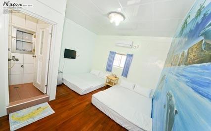 小琉球民宿房間
