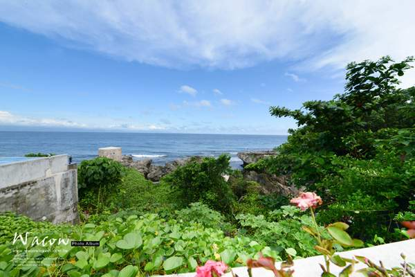 小琉球旅遊,小琉球海景民宿,名屋民宿
