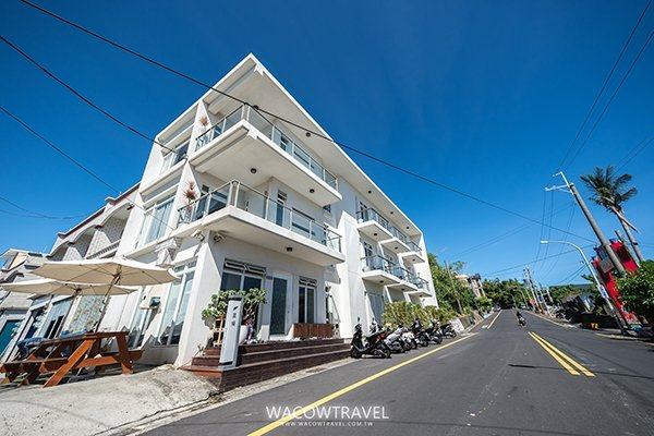 小琉球民宿-夏堤旅店