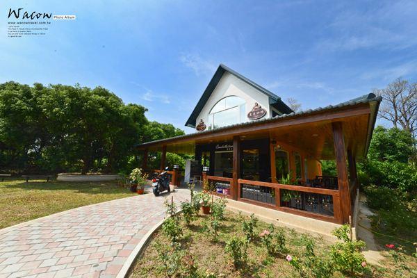 小琉球美食-星座咖啡館